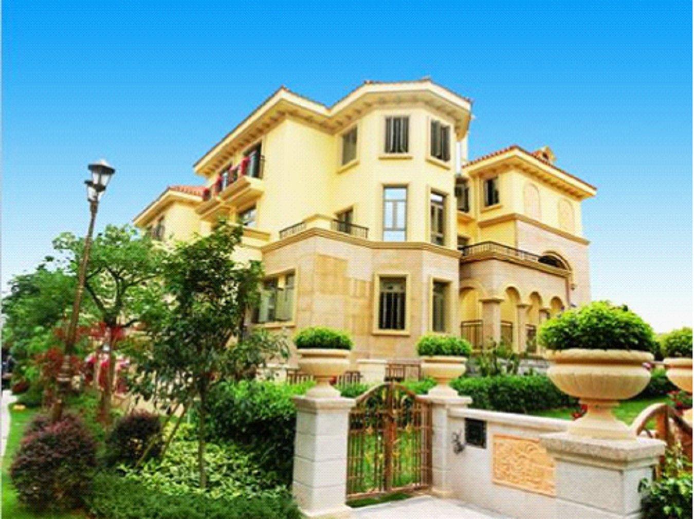 五层欧式别墅图片欣赏