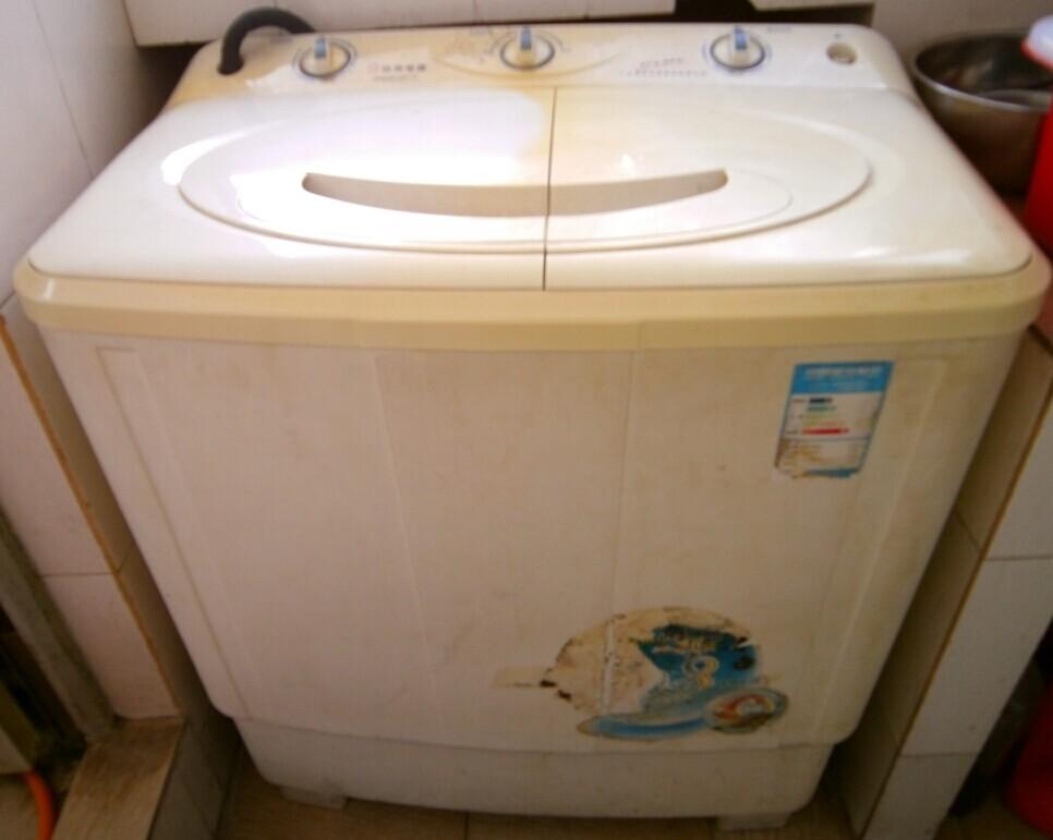全新格力空调 半自动洗衣机