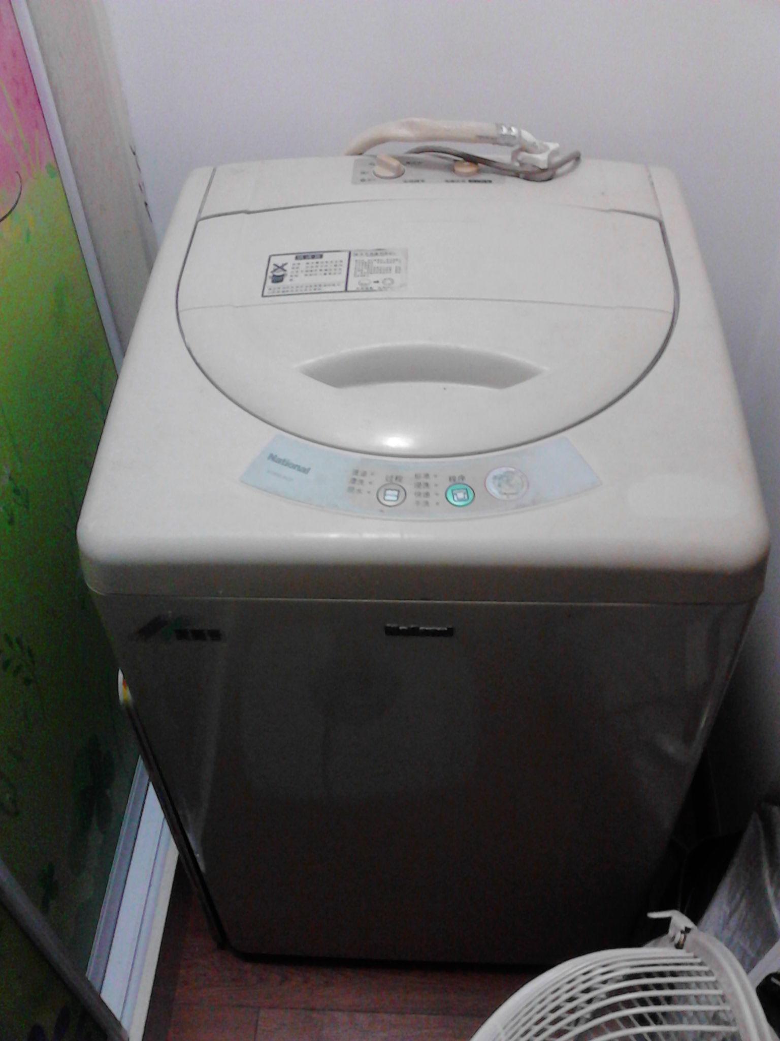 洗衣机转让 松下惠龙爱妻号
