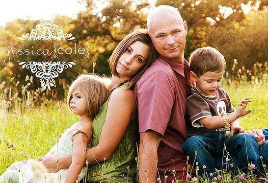 二胎家庭怎么拍照?国外二宝亲子照pose分享