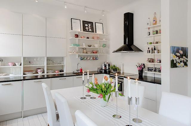 瑞典58平小户型公寓室内装修设计
