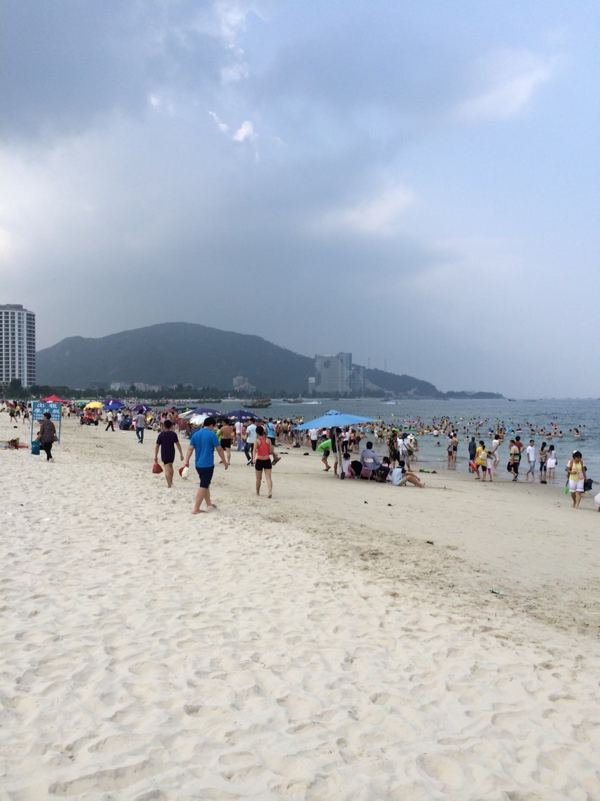 10月5日惠州巽寮湾海公园度假酒店一晚转让
